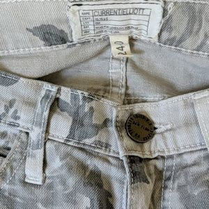 Current/Elliott Jeans - Current Elliot Denim